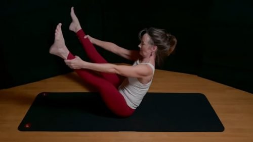 Live, Instructor Led: Pre-Pilates and Intermediate Mat