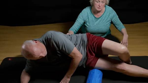 Foam Rolling: Your IT Band